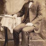 Antoine Fournier (1902 - ?), photo date : inconnue; coll. : Blandine Mercier et Ernest Boucher