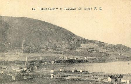 Mont-Louis, date : vers 1900, source : site Migrations.