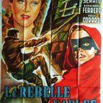 Affiche du film Le rebelle de Naples (1953) de Guido Brignone projeté les 23 et 24 juin 1956 au Théâtre Blanchette