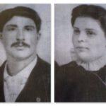 Alfred Boucher (1870-1962) et Rose-de-Lima Pelchat (1878 -?), date non précisée, coll. : Guy Boucher