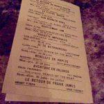 Page 4 du programme du Théâtre Blanchette du 29 mars au 1er juillet 1956, coll. : Françoise Bond