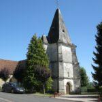 Église de St-Langis-lès-Mortagne, date : 2016, photo : B.Boucher