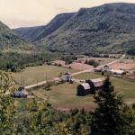 Montagne Plate, date : inconnue, coll. : Mario Lévesque
