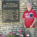 Mémorial des soldats du Régiment de la Chaudière que j'ai visité le 16 août 2016, photo : Magali Euzenot-Boucher