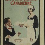 La bonne cuisine canadienne, livre de recettes publié par le ministère de la Voirie en 1927 (voir note 1 de l'article)