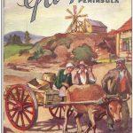 Gaspé Peninsula, Brochure touristique de 32 pages destinée au public anglophone, date : 1929, source : Nos racines