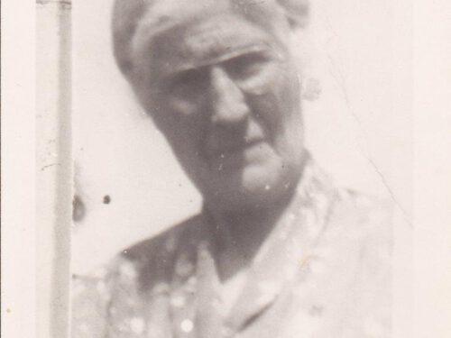 Marie Boucher (1879-1954), date non précisée, coll. : Marguerite Boucher