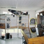 Exposition à l'occasion du 50e anniversaire de la libération de Rots, date : juin 1994, coll. : Joël Aubin