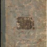 Registre de la Lloyd's, juin 1856-novembre 1869, source : Fonds du port de Québec, 1826-1922, BAnQ-Québec