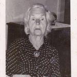 Rose-Delima Duguay, dans les années 1950, coll.: Denis Pelchat