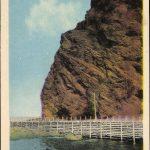 Cap de Gros-Morne, date inconnue, carte postale, coll.: BAnQ