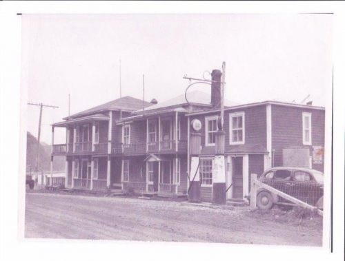 Hôtel Gaspé-Nord, 1930, coll.: Denis Pelchat
