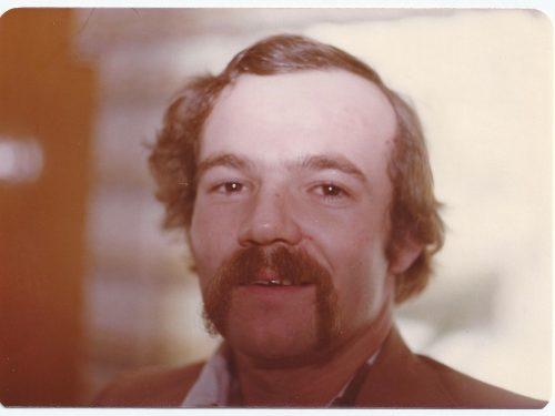 Jean-Maurice Boucher (1951-1987) s'est signalé sur la patinoire locale, au cégep de Gaspé et a participé au camp des Remparts de Québec, junior A, date: non précisée, coll.: Jean Pelchat