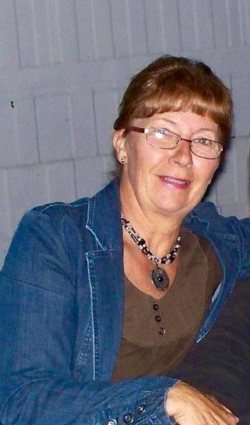 Jovette Pelchat, 12e et dernière maitresse de poste de 1972 à 2012, date: 2016, coll.: Jovette Pelchat