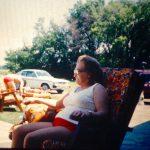 Laëticia, fille de rachel et Louis née en 1917, année inconnue, coll.: Richard Davis