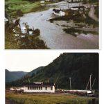 Scènes de l'inondation, date: 1980, coll.: Réal Pelchat, infographie, Mathieu Boucher