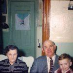 Rachel Synette et son mari Louis «Bébé» Davis, date inconnue, coll.: Richard Davis
